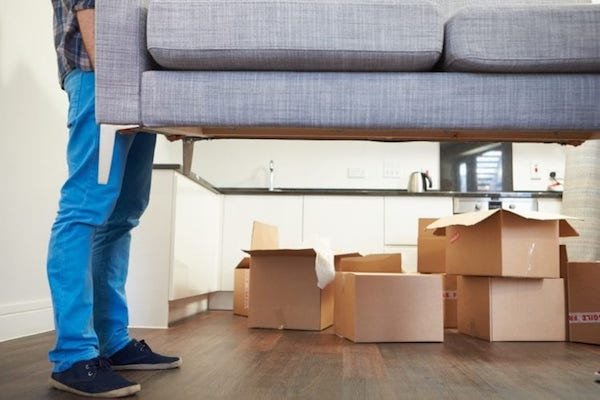 Moving & Packing Tip #8: Load Heavy Furniture and Bigger Items First