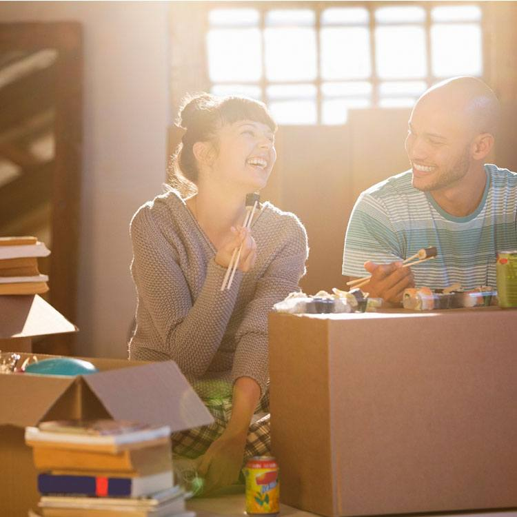 Boombox - 9 Tips For Moving In With Your Significant Other