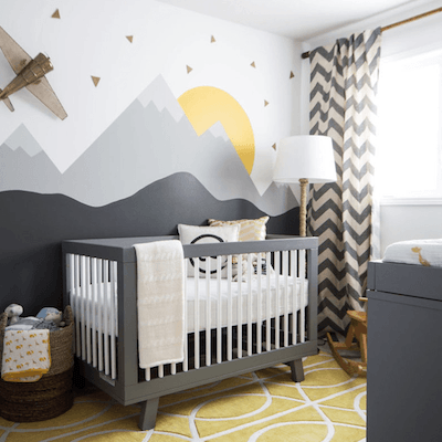 Boombox - 7 Easy Ways to Prepare Your Home For A New Baby