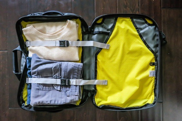 Moving & Packing Tip #7: Pack A Personal Overnight Bag