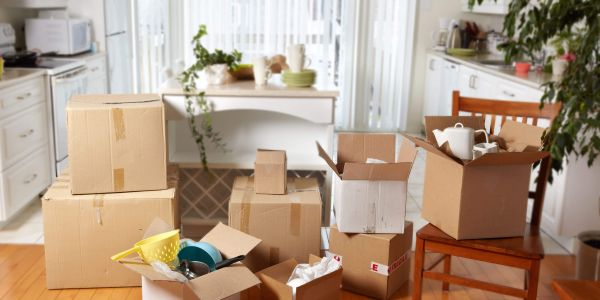 Moving & Packing Tip #2: Pack By Room
