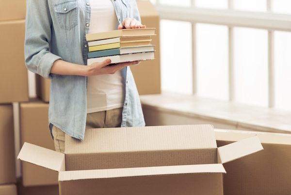 Moving & Packing Tip #5: Small Boxes For Heavy Items