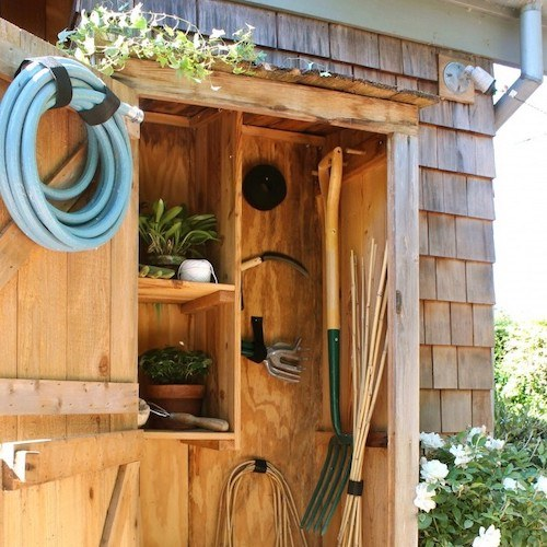 11 Genius Shed Storage Ideas